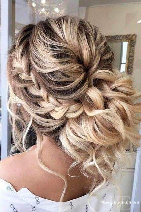 wedding hairstyle trends   wedding estates