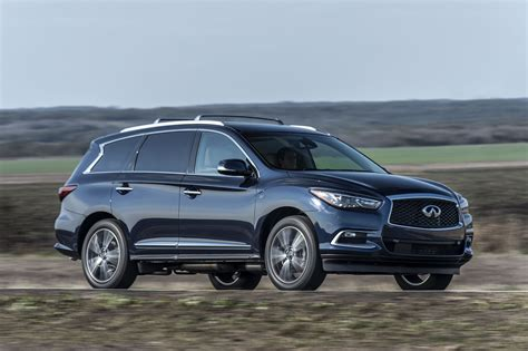 infiniti qx performance review  car connection