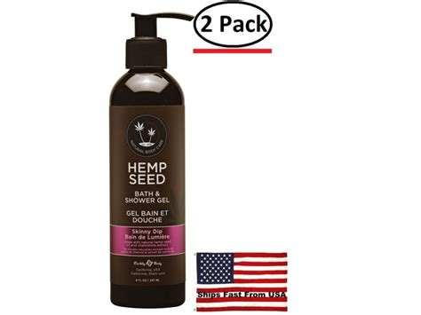 ( 2 Pack ) Skinny Dip Bath + Shower Gel 8 Oz | StackSocial