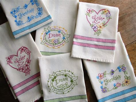 kitchen towel designs kitchen towel embroidery designs talentneeds 3378