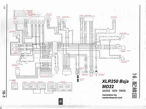 Honda Xr650 Headlight Wiring Diagram