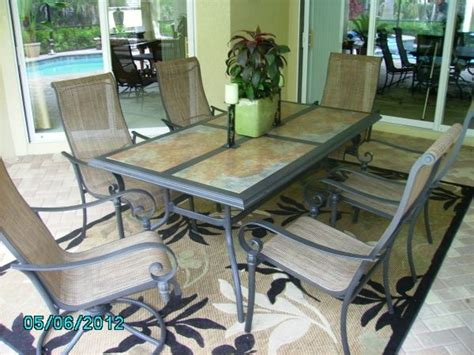 patio dining sets craigslist images pixelmari
