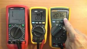 Multimeter Review    Buyers Guide  Major Tech Mt22