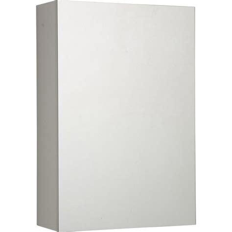 Armoire De Toilette L40 Cm, Blanc, Porte Miroir, Modulo