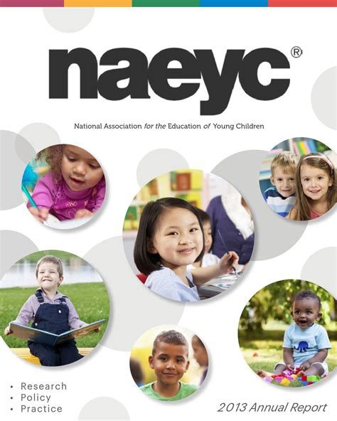 naeyc annual report 2013 by naeyc issuu 347 | page 1