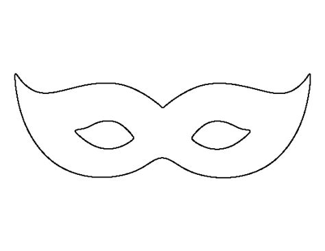 mask template for pin by muse printables on printable patterns at patternuniverse mardi gras