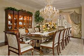 formal-dining-room-sets-Dining-Room-Traditional-with-antique-rug-china      Traditional Formal Dining Room