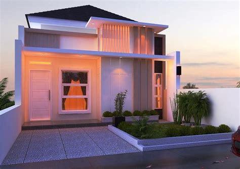 desain rumah minimalis type lantai mewah desain rumah minimalist