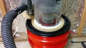 Shop Vac  Dust Collector Made From Dyson