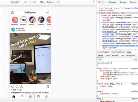 instagram bilder und stories vom pc oder mac hochladen