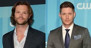 Jared Padalecki & Jensen Ackles Attend CW Upfronts Ahead ...