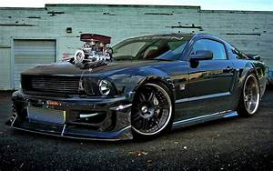 FORD MUSTANG & co car tuning - auto wallpapers ~ Тюнинг Авто новости от Tuninger Blog