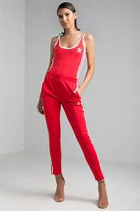 Pants Conversion Chart Adidas Originals Women 39 S Sst Track Pants In Radred