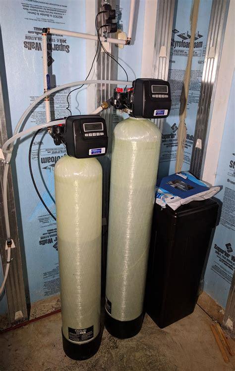 Family Softener new iron filter and water softener for barnardsville