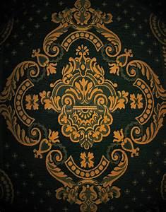 Bettwäsche Orientalisches Muster : orientalisches auslegung muster stockbild bild von golden auszug 7556033 ~ Whattoseeinmadrid.com Haus und Dekorationen