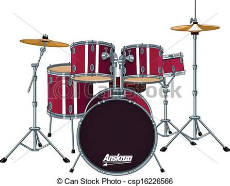 drum kit clipart png  cliparts    hddfhm