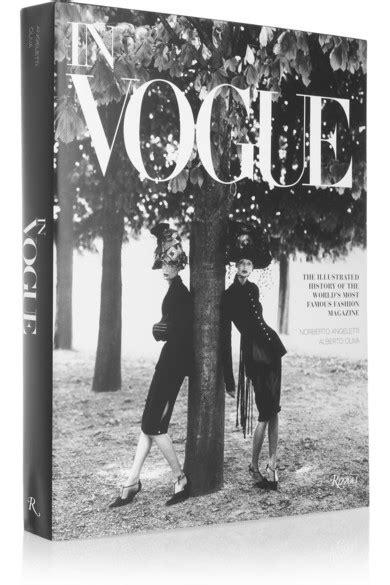 vogue coffee table book rizzoli in vogue by norberto angeletti and alberto oliva