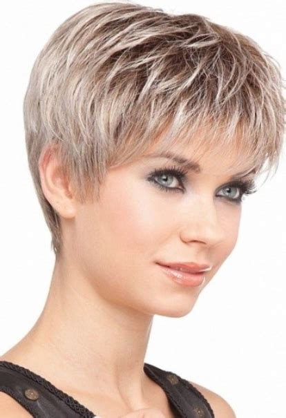 2018 Cheveux Court Idee Coiffure  Coupe Cheveux 2018