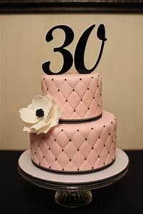 Birthday Cakes Images: Outstanding 30th Birthday Cake