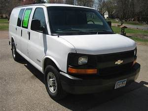 2006 Chevrolet Express Cargo - Overview