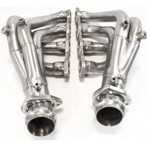 Also available for f430 scuderia and 16m; Ferrari 430 Brushed Finish Exhaust Manifolds (x2)