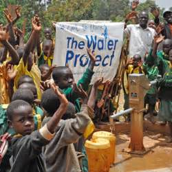 Empower the Girl Child. Give Water.