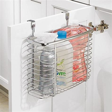 Cupboard Tidy by New Kitchen Office Cabinet Storage Organiser Basket