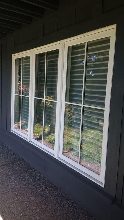 windows  doors redwood glass