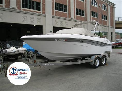 Used Bowrider Boats For Sale In Ct by Four Winns Horizon 230 Bowrider Used In Norwich Ct Us