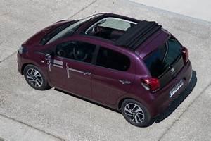 Peugeot 108 Automatique : prix peugeot 108 tarifs la hausse et nouveaux quipements de s rie l 39 argus ~ Medecine-chirurgie-esthetiques.com Avis de Voitures