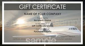 travel voucher certificate templates With vacation gift certificate template