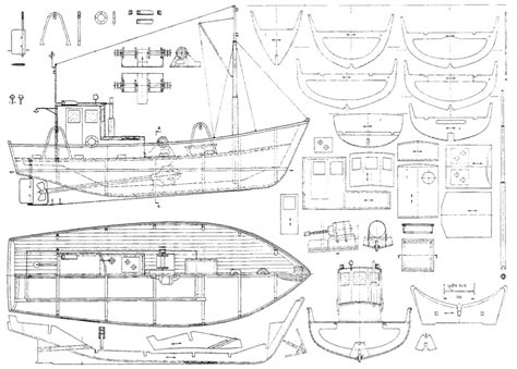 rybarsky clun plans aerofred   model