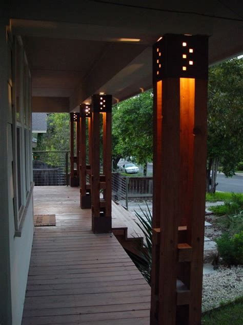 renovation contemporary porch austin  studio