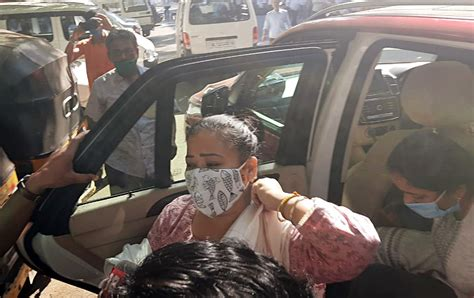 Bharti, Harsh in judicial custody till Dec 4 in NDPS case ...