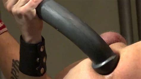 Ben Armstrong Uses A Huge Dildo Gay Dildo Fuck Big