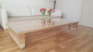 Europaletten Tisch Bauen : tisch aus europaletten selber bauen ~ Michelbontemps.com Haus und Dekorationen
