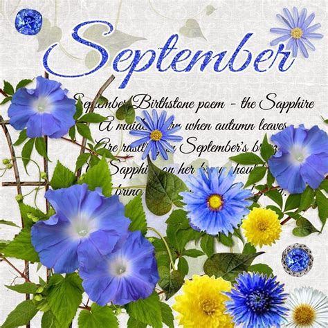 september birth color what is september birthstone color and flower monthly