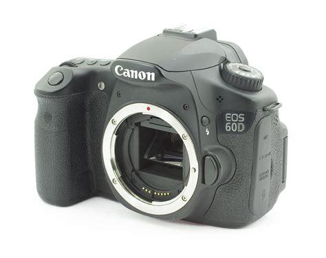 canon eos 60d digital canon eos 60d 18 0 mp digital ebay