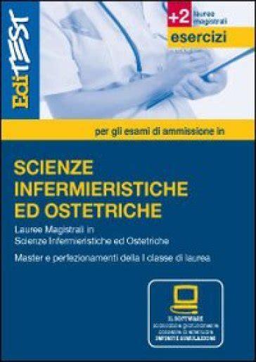 editest esercizi laurea specialistica in infermieristica - Test Specialistica Infermieristica
