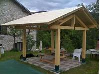 building a gazebo How to Build a Gazebo (DIY Illustrated Guide)