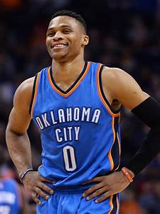 Russell Westbrook, Thunder agree on five-year, $205 ...  Russell