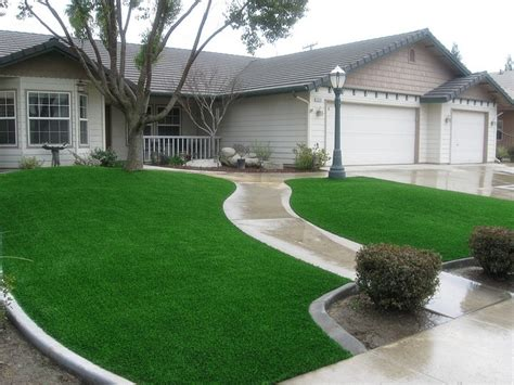 artificial grass front yard 8 reasons why you should install artificial grass for your front yard real estate weekly