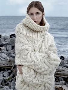 Gros Pull Laine Homme : gros pull laine femme torsade pull col roul en laine ~ Louise-bijoux.com Idées de Décoration