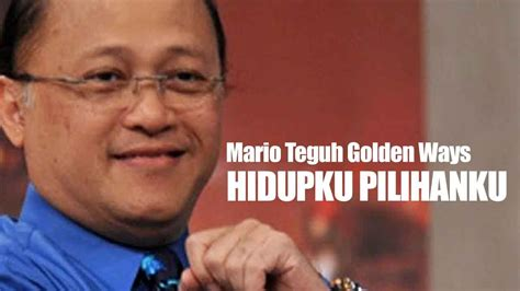 Wanita Dewasa Quotes Mario Teguh Golden Ways Mtgw Terbaru 2014 Hidupku