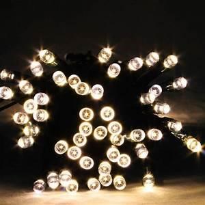 Guirlande Led Solaire Exterieur : isolem orange 6m tres 60 leds guirlande led lampe ampoule ~ Edinachiropracticcenter.com Idées de Décoration