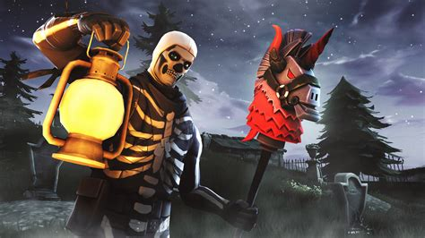 Skull Trooper Fortnite Season 6 4k, Hd Games, 4k Wallpapers, Images, Backgrounds, Photos And
