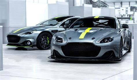 Aston Martin's New Brand Inspired By Motorsports