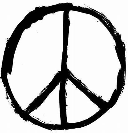 Peace Symbol Transparent Round Grunge Onlygfx Pngmart