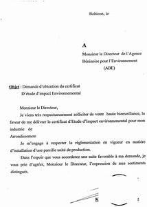 Document A Conserver : exemple lettre administrative ~ Gottalentnigeria.com Avis de Voitures