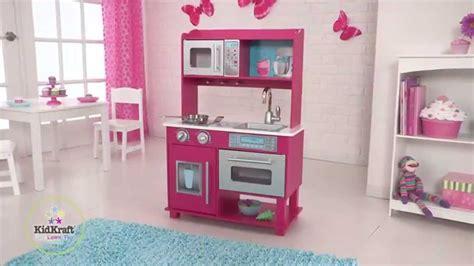 cuisine en bois pour fille cuisine pour enfant